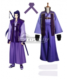 Fate Stay Night Unlimited Blade Works UBW Kojirou Sasaki Assassin New Sword Cosplay Costume - B Edition