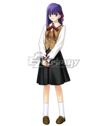 Fate Grand Order Sakura Matou Cosplay Costume
