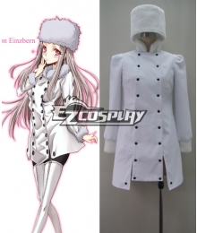 Fate Zero Master Irisviel von Einzbern New Version Cosplay Costume