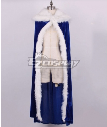 Fate Zero Saber Cloak Cosplay Costume