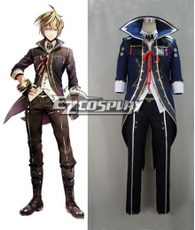 God Eater 2 Julius Visconti Cosplay Costume - B Edition