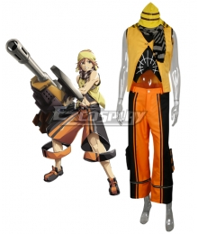God Eater Kouta Fujiki Jinki Cosplay Costume