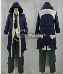 God Eater Burst Soma Schicksal Cosplay Costume - Only Coat