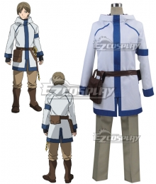 Grimgar of Fantasy and Ash Manato Cosplay Costume - B Edition