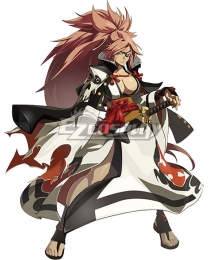 Guilty Gear Xrd Revelator Baiken Cosplay Costume