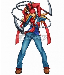 Guilty Gear Axl Low Cosplay Costume