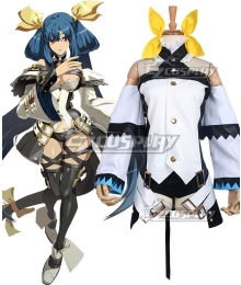 Guilty Gear Xrd Dizzy Cosplay Costume