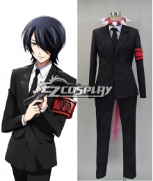 Gugure! Kokkuri-San Inugami Cosplay Costume- New ver.