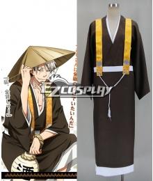 Gugure! Kokkuri-san Shigaraki  Kimono New Cosplay Costume