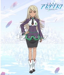 Gakusen Toshi Asterisk Academy Battle City Asterisk The Asterisk War The Academy City of the Water Camilla Pareto Cosplay Costume
