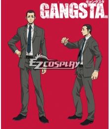 Gangsta Gyangusuta Yang Cosplay Costume