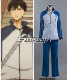 Haikyu!! Tobio Kageyama Kitagawa Daiichi Junior High Volleyball - Long sleeve