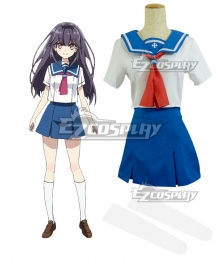 Haruchika: Haruta to Chika wa Seishun Suru Chika Homura Cosplay Costume