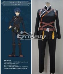 Hitsugi no Chaika Toru Acura Cosplay Costume