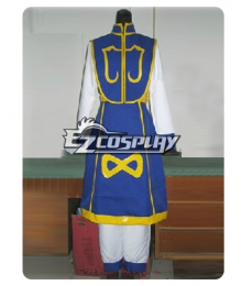 Hunter×Hunter Kurapika Cosplay Costume