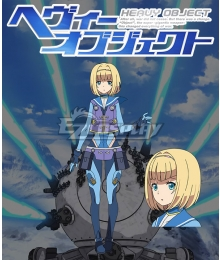 Heavy Object Milinda Brantini Cosplay Costume