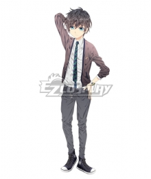 Hand Shakers Tazuna Takatsuki Cosplay Costume