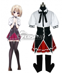 High School DxD BorN Gasper Vladi Cosplay Costume