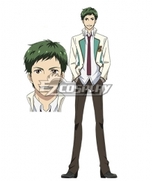 High School Star Musical Koukou Hoshi Kageki Star Mu Seishirou Inumine School Uniform Cosplay Costume