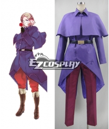Hetalia: Axis Powers Hetaria Akushisu Pawazu France Furansu Cosplay Costume