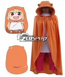 Himouto! Umaru-chan Doma Polar Fleece Cosplay Costume