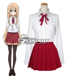 Himouto! Umaru-chan Doma School Uniforms Cosplay Costume