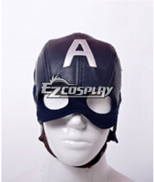 Marvel Avengers: Age of Ultron Captain America Steve Rogers Cosplay Mask