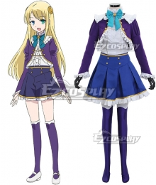In Another World With My Smartphone Isekai wa Smartphone to Tomo ni. Yumina Urnea Belfast Cosplay Costume