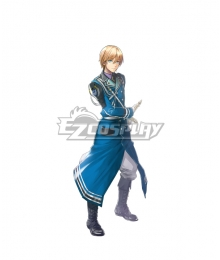 Eiyuden Chronicle: Hundred Heroes Seign Kesling Cosplay Costume
