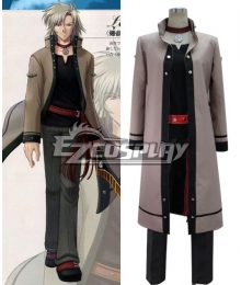The Legend of Heroes VI Levey Leonhardt Cosplay Costume