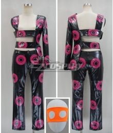 JoJo's Bizarre Adventure Melone Cosplay Costume