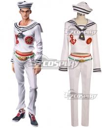 JoJo's Bizarre Adventure Josuke Higashikata Cosplay Costume
