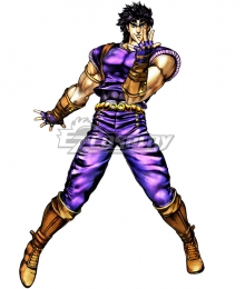 JoJo's Bizarre Adventure Phantom Blood Jonathan Joestar Cosplay Costume