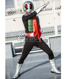 Kamen Rider 1 Full Armor Cosplay Costume