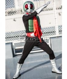 Kamen Rider 1 Full Armor Cosplay Costume