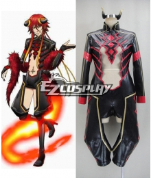 Kamigami no Asobi: Ludere deorum Loki Laevatein God Form Cosplay Costume