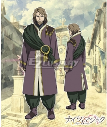 Knight's & Magic Yoakimu Serati Cosplay Costume