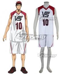 Kuroko's Basketball Last Game Taiga Kagami Cosplay Costume