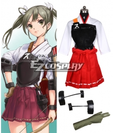 Kantai Collection Zuikaku Cosplay Costume