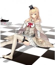 Kantai Collection Warspite Cosplay Costume