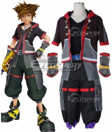 Kingdom Hearts III Sora New Edition Cosplay Costume