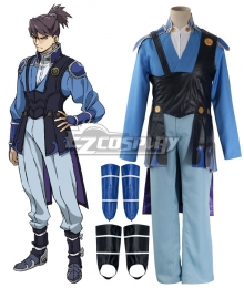 Kabaneri of the Iron Fortress Kurusu Cosplay Costume