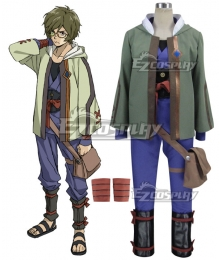 Kabaneri of the Iron Fortress Ikoma Cosplay Costume
