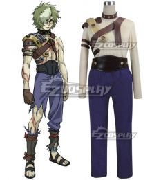 Kabaneri of the Iron Fortress Ikoma A Cosplay Costume