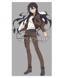 Kino's Journey Shishou Cosplay Costume