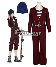 K Missing Kings Yata Misaki Cosplay Costume