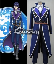 K RETURN OF KINGS Munakata Reisi Cosplay Costume