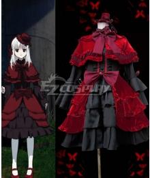 K Anna Kushina Gothic Lolita  Cosplay Costume