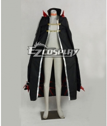 Kill la Kill Mako Mankanshoku Cosplay Coat Cloak