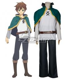 Kono Subarashii Sekai ni Shukufuku o Kazuma Sato Cosplay Costume - B Edition
